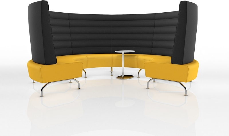 Bureaustoel Recaro Look.Kantoorstoelen Bs Workspace Solutions